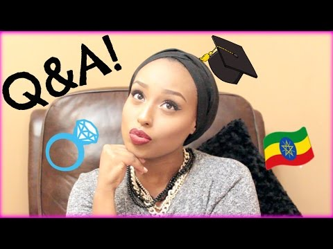 UNIVERSITY, MY ETHNICITY & GETTING MARRIED? | Q&A