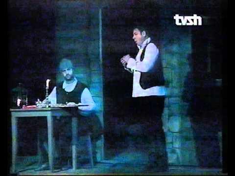 AGIM HUSHI  World class tenor singing E lucevan le stelle
