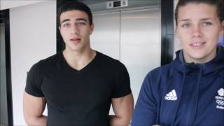 TOMMY FURY AND SAVANNAH MARSHALL; DISCUSS HUGHIE FURY V JOSEPH PARKER