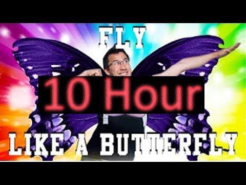 FLY LIKE A BUTTERFLY 10 HOUR REMIX - Markiplier Songify Remix by SCHMOYOHO