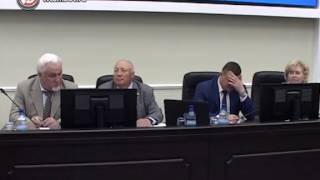 В Тамбовской областной думе временно назначен новый председатель /НВ - Тамбов/