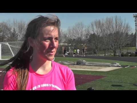 Dowling Catholic High School Track 2016