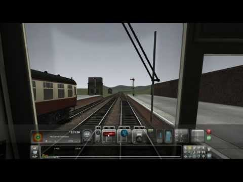 Somerset Hills Railway | Somerset Hills to End of Line | Class 101
