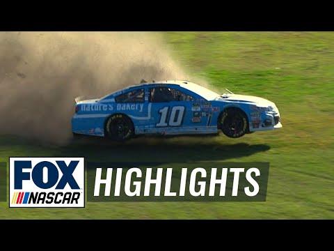 Danica Patrick Gets Airborne - Daytona 500 - 2016 NASCAR Sprint Cup