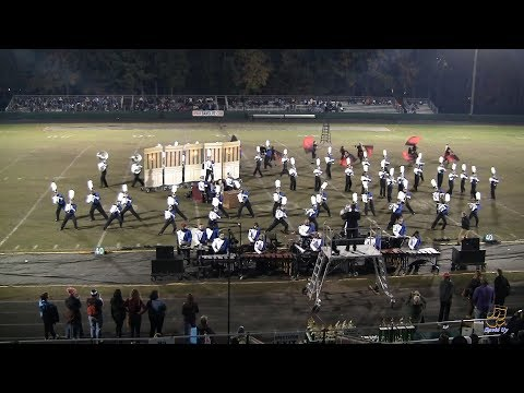 South Granville High School Marching Band 11/3/2018