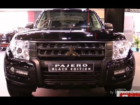 2020 Mitsubishi Pajero Black 2.4 Diesel 4WD / Start-Up, In Depth Walkaround Exterior & Interior