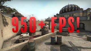 CS:GO 950+ fps? i7 7700k + GTX 1080