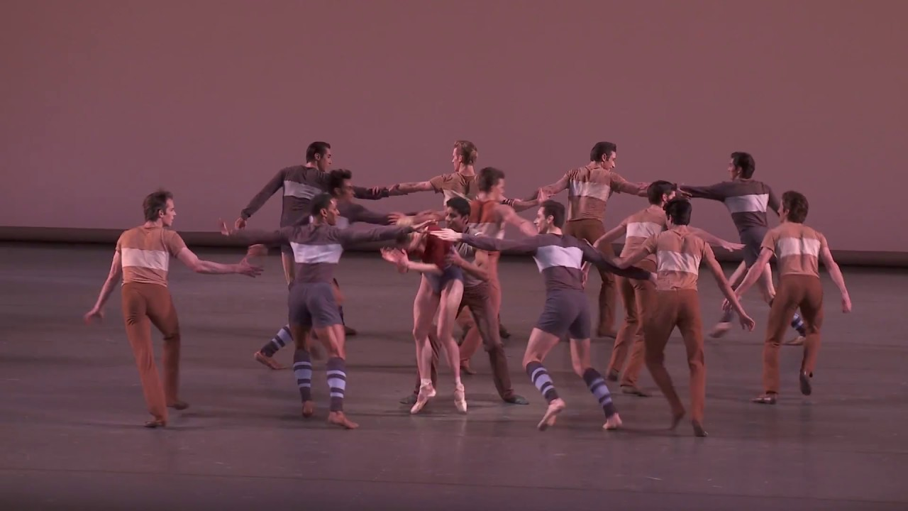 NYC Ballet's Justin Peck and Taylor Stanley on RODEO: FOUR DANCE EPISODES