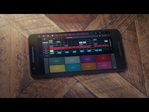 Stagelight for Android | Make beats Anywhere
