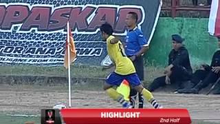 Video Gol Pertandingan Gresik United vs Hearts