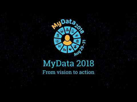 Petteri Kivimäki - X-Road as a platform to exchange MyData - MyData 2018