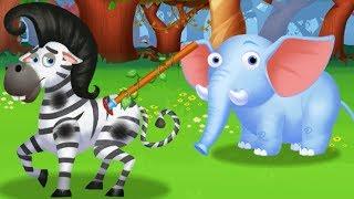 Fun Jungle Animals Care - Doctor Kids Games - Baby Veterinary Adventure Cartoon Game