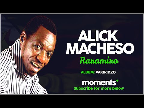 ▶️Moments| Alick Macheso - Raramiro