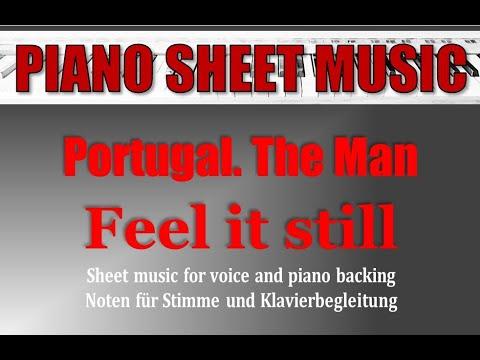 Portugal. The Man - Feel it still (Piano/Vocal)