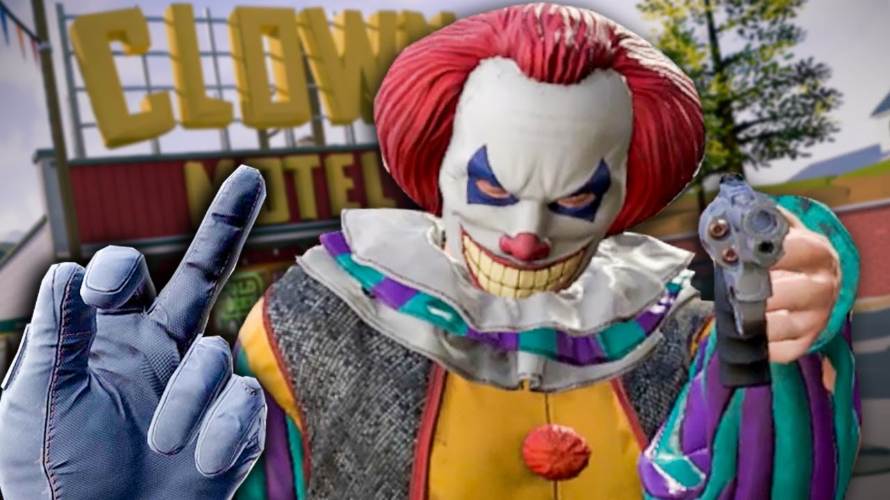 Download The Clown Motel (not again...)