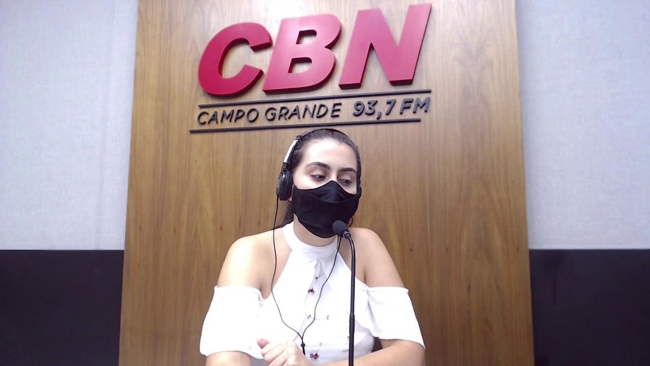 Programa CBN Campo Grande (30/03/2021): com Ingrid Rocha