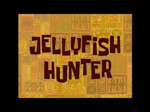 Spongebob - Jellyfish Hunter - Title Card