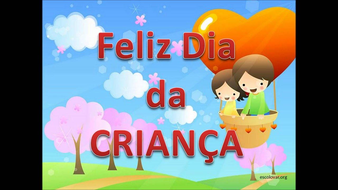 Feliz Dia Da Criança!