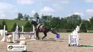 Part 1/2 Jessica Phoenix - Jumping - Canadian Eventing Team Training Camp