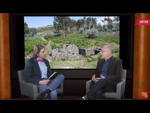 Saunas galaicas de la Edad del Hierro: Entrevista a Marco G. Quintela