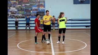 Турнир по мини футболу посвященный Дню народного единства