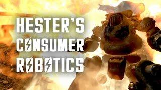 The Full Story of Professor Goodfeels & Hesters Consumer Robotics - Fallout 4 Lore