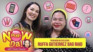 EXCLUSIVE: Bag Raid with Ruffa Gutierrez   Push Now Na