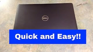 Dell Laptop Won't Turn On?? Quick and Easy Fix!!