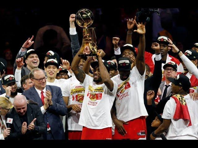 2018-19 NBA ŞAMPİYONU TORONTO RAPTORS!!! Maçtan sonra sohbet!