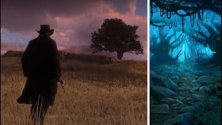 Red Dead Redemption 2 Mysterious Locations and More!