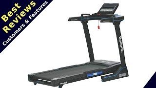 Reebok Jet Fuse 300 Treadmill Specifications Detailed