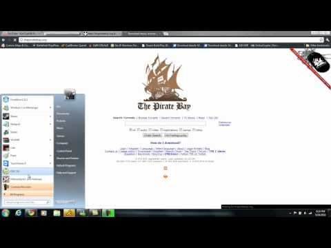 Recoil Booter Taking Down :: Www.ThePirateBay.org