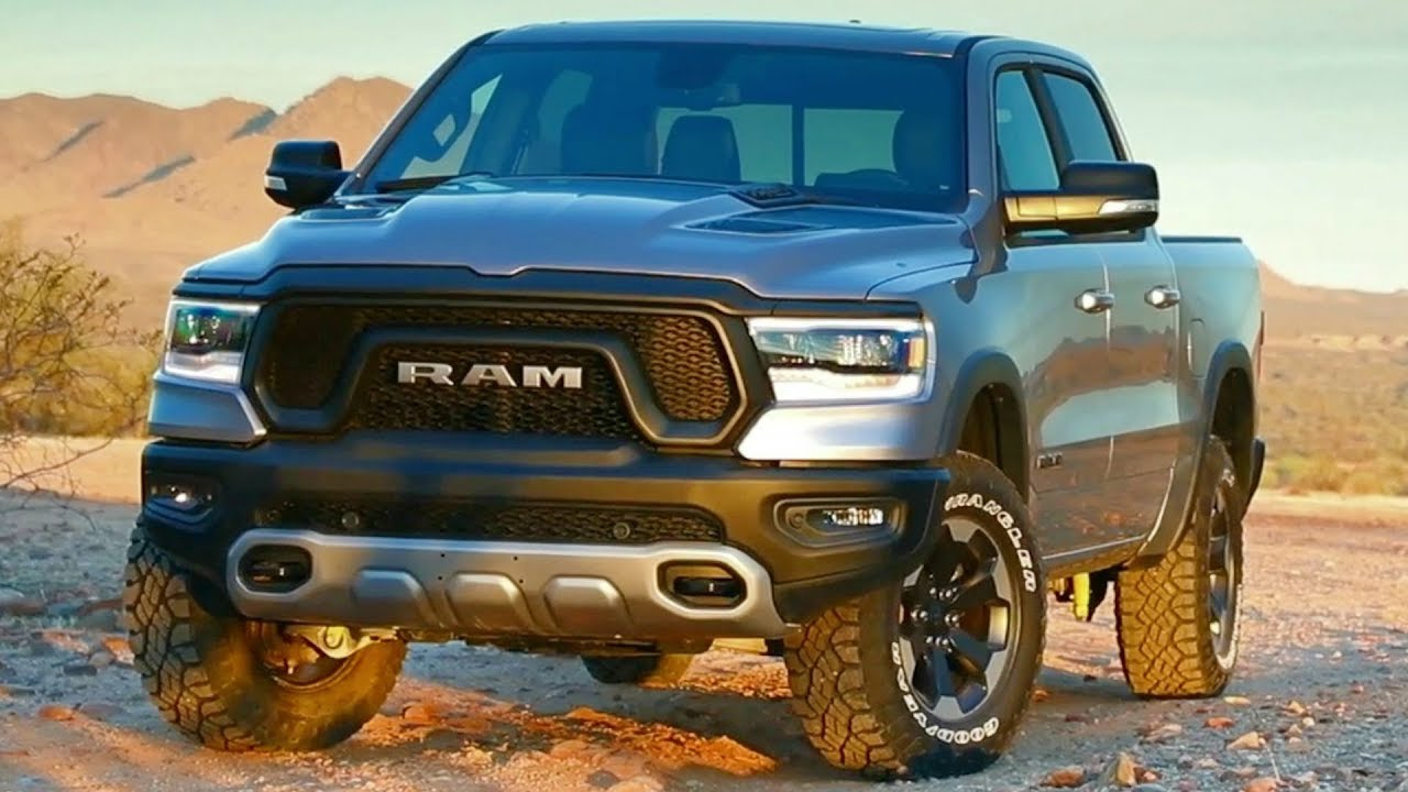 2019 Ram 1500 Rebel - Dynamic, Durability and Versatile - YouTube
