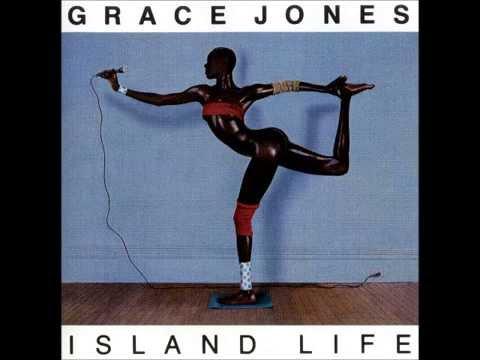 Grace Jones 'Island Life' - 10 - Slave to the Rhythm