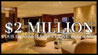 $2 MILLION SD PRIVATE LUXURY ESTATE HOME thumbnail