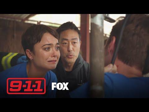 The Team Responds To A Call At A Duck Farm | Season 3 Ep. 5 | 9-1-1