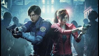 Resident Evil 2 PS4 Pro Gameplay Part 1 Including Outside RPD Station (also on Xbox One and PC)