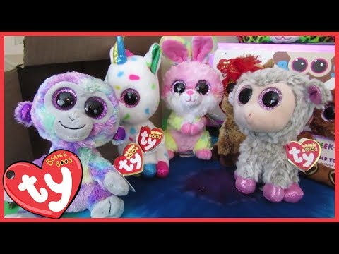 82e26a09730 New Beanie Boos Haul 2018 from TY Store