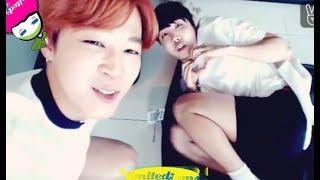 방탄소년단 BTS 홉민 Jihope/Hopemin flirty roommates