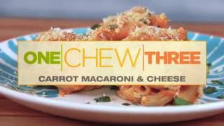 Healthy Living Carrot Mac and Cheese - The Chew