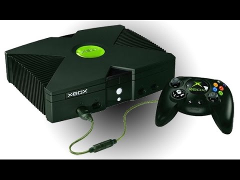 Shambles HowTo 2001 Microsoft Xbox Set up guide YouTubeXbox 2001