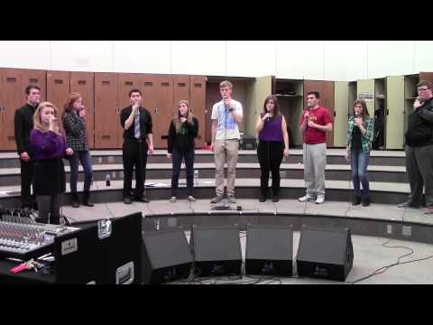 WHS Jazz Choir Audition 1