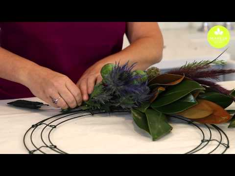 Inspired Floral Design with Beth O'Reilly: Fall Wreaths