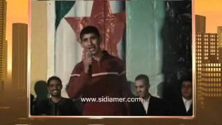 تقليد عصام الشوالي في حفل نجاح المنشد عبد الحميد بن سراج