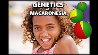Who are the Macaronesians: Genetics of Cape Verde, Canary Islands and More