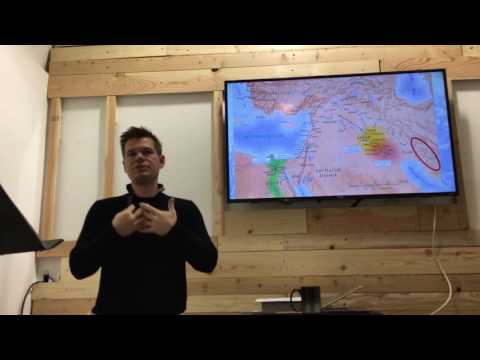 PCC/Jesse Kisman Classes: W7 Fall of the Babylonian Empire and Israel in the Diaspora