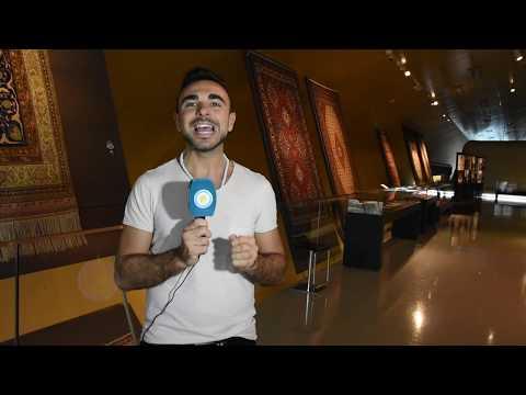 El Cálamo En Azerbaiyán Visitamos El Museo De La Alfombra En Su Capital Baku
