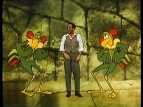 Gene Kelly - Dance with birds