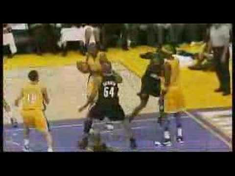Kobe Bryant Top 15 Dunks of 2005-06