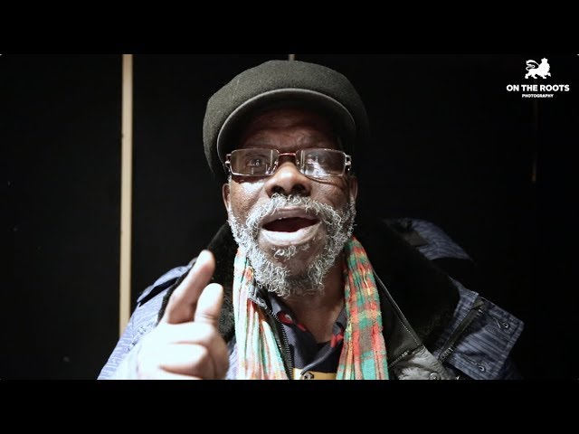 Johnny Osbourne Freestyle for On The Roots .